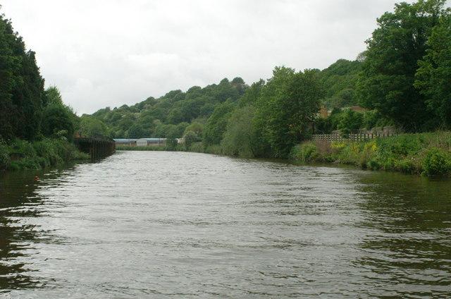 River Avon north of St Anne's Park