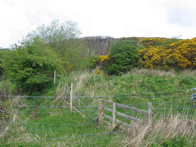 South Craig quarry