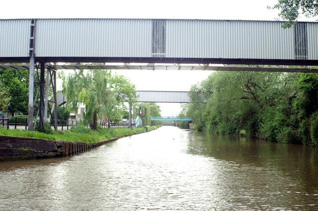 Service Bridges, Feeder Canal