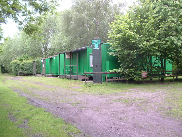 Selby and District Scout Camp, Barlow Common