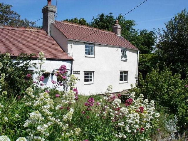 Rhewl Mostyn cottage