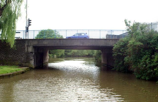 Feeder Canal, Avon Street Bridge