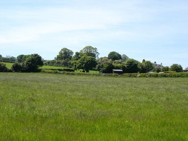 Farmland near Whittford