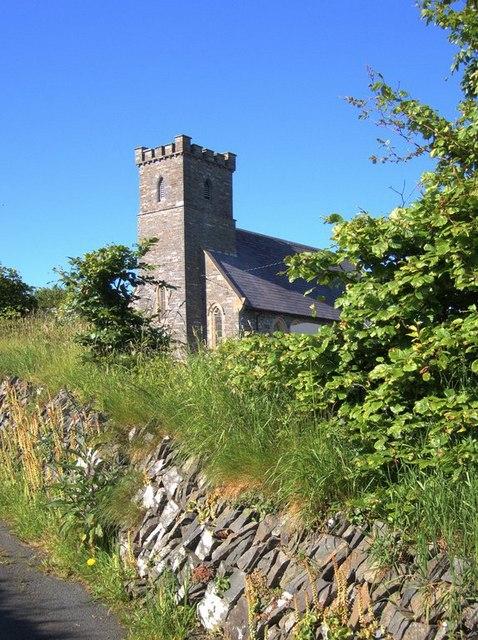 Llanddeiniol church
