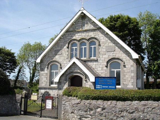Cynfaen Chapel, Calcoed