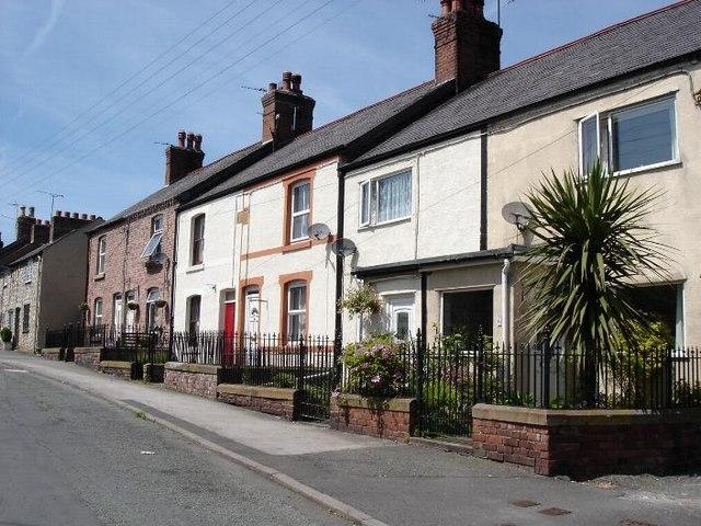 Water Street, Caerwys