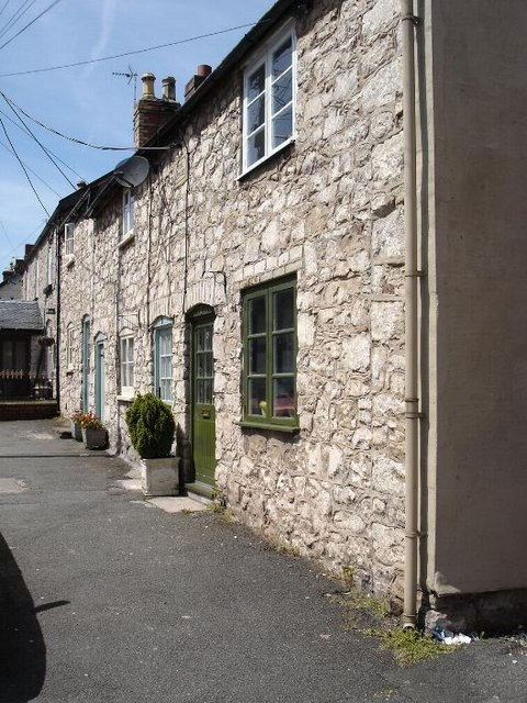 Caerwys cottages