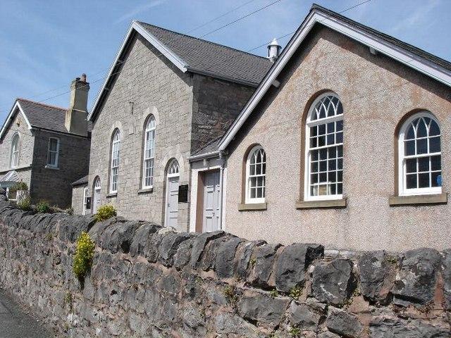 Caerwys church