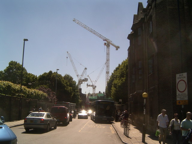 Cambridge, Crane City!