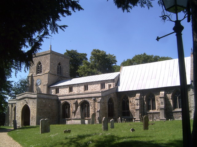 Church Of St Mary The Virgin, Fen Ditton