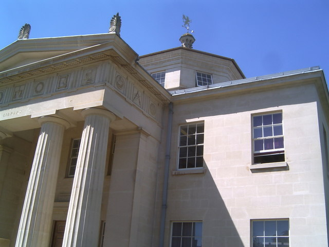 Downing College Library, Cambridge