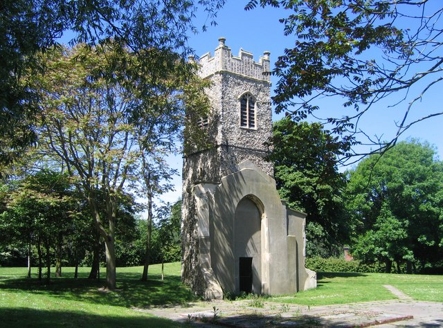 St. Bartholomew's Tower, Heigham