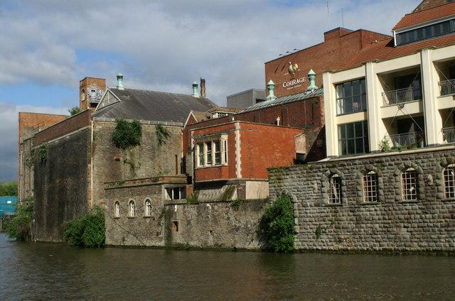 Former Courage Brewery, Bristol