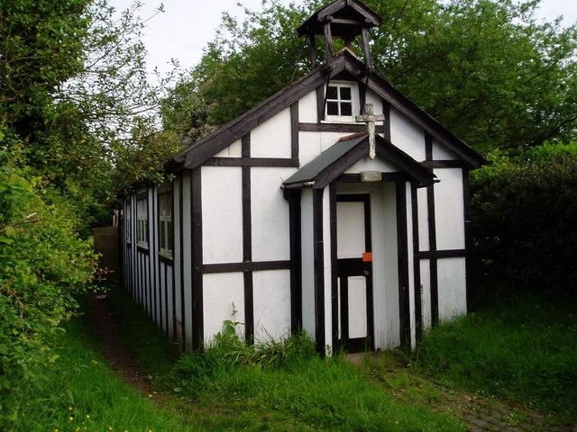 Church at Horsemans Green