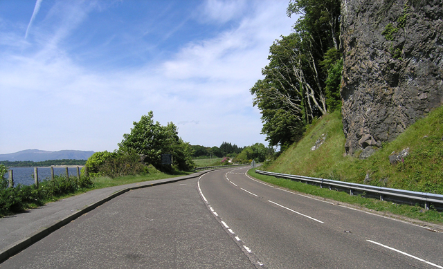 A828 Looking North