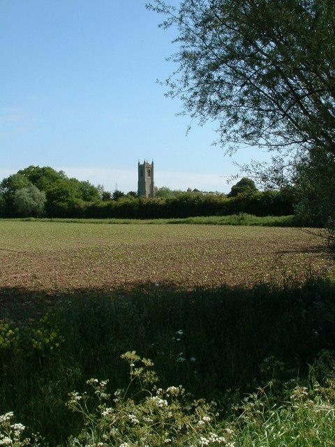 Terrington St John church