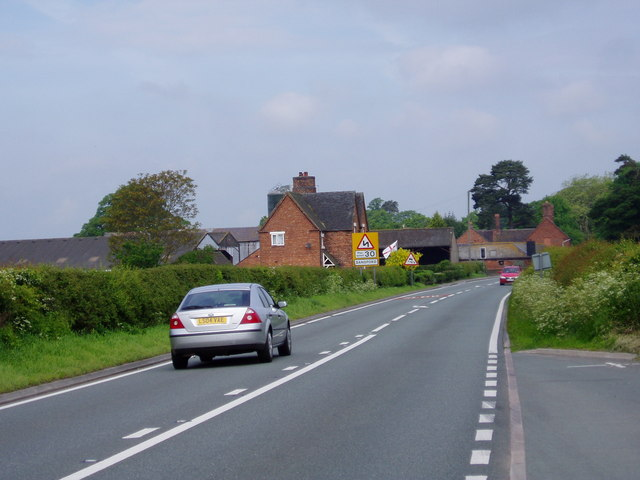 Approaching Sandford
