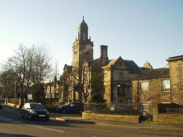 Victoria Hall, Queensbury