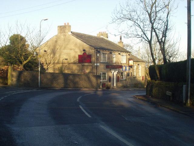 Junction Inn, West Scholes, near Queensbury