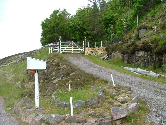 Driveway to Salacher