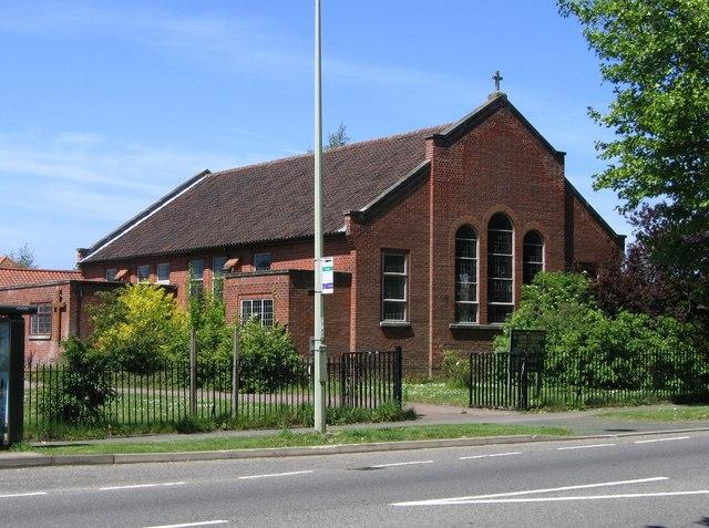 St Anne's, Earlham