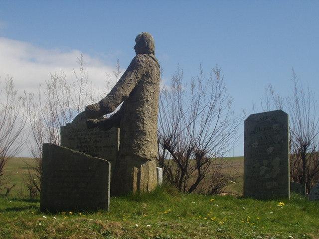 Churchyard, Gunwalloe