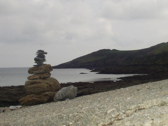 Bream Cove, near Falmouth