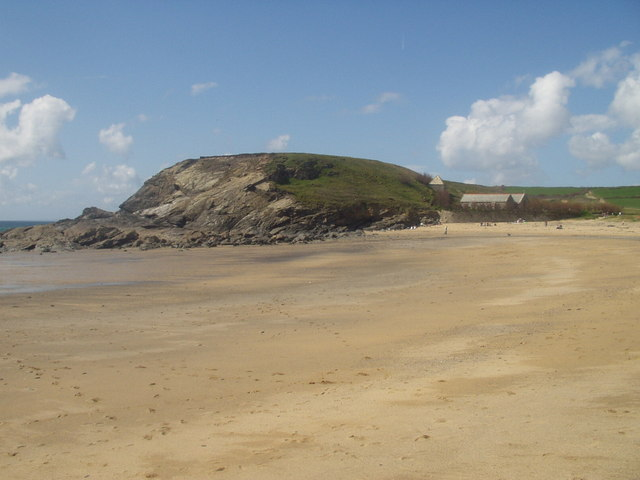 Gunwalloe Church and  Church Cove