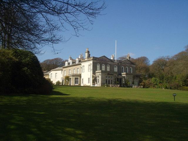 Trengwainton House, Madron, Penzance