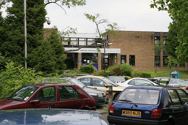 Lyndhurst Police Station