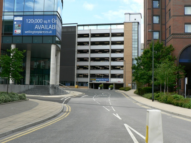 Wellington Place, Leeds
