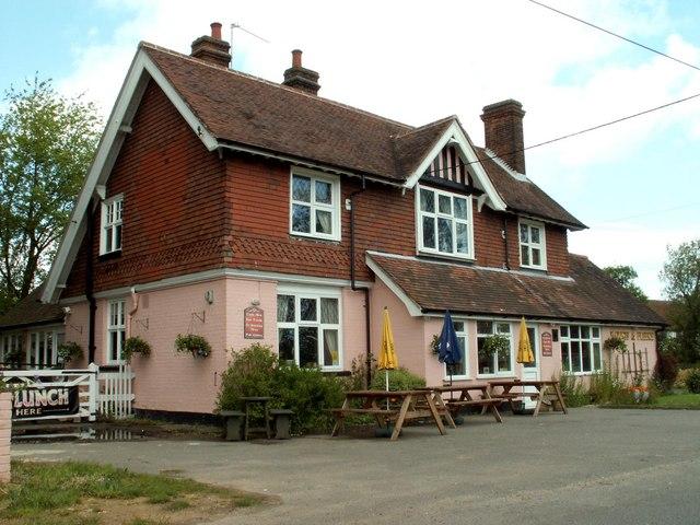'Plough & Fleece' public house, Great Green, Suffolk