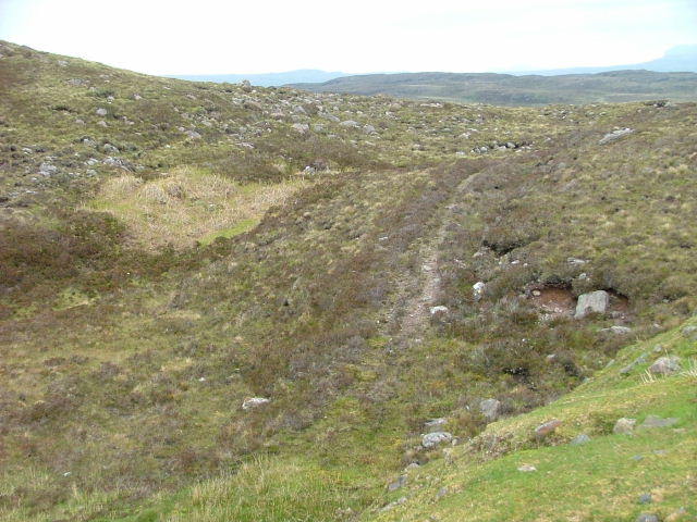 Old Track to Cuaig