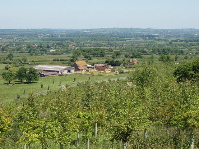 Corble Farm, near Piddington