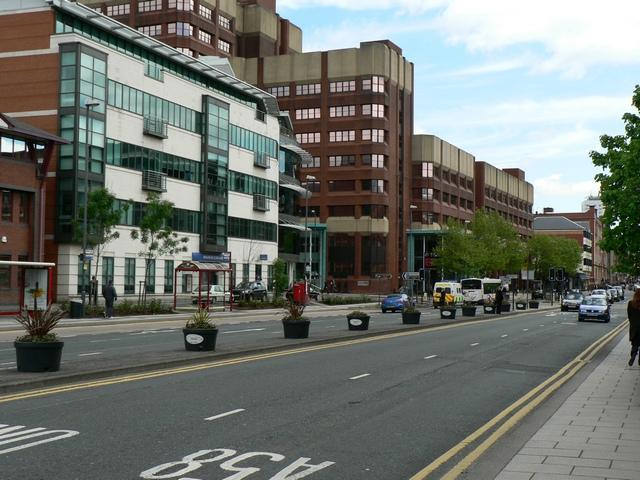 Wellington Street, Leeds