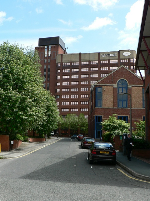 Skinner Street and West One, Leeds