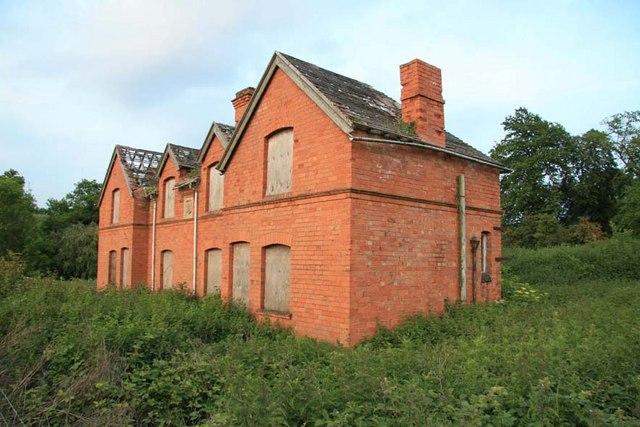 Derelict Houses, Rashwood