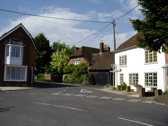 Broughton village centre