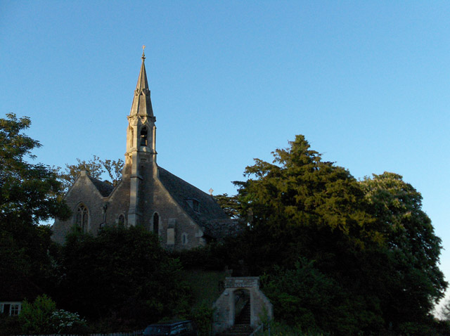 St Michael and All Angels', Clifton Hampden