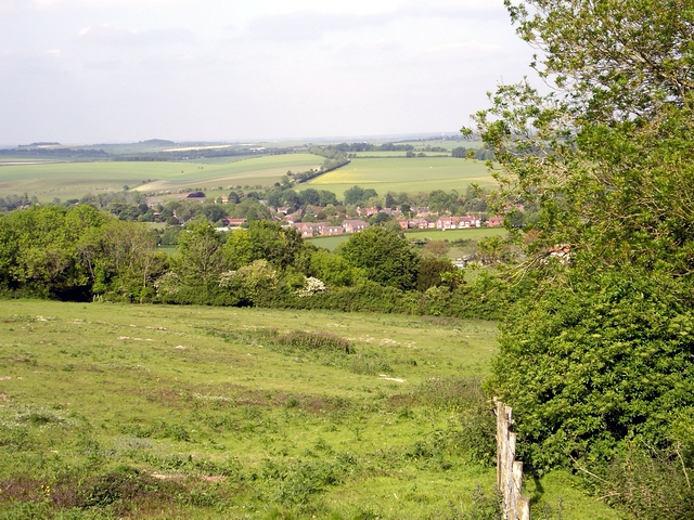 View towards Broughton