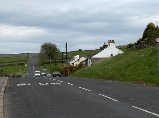 A689, Alston