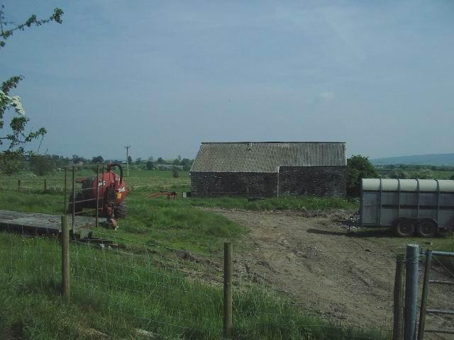 Slated Barn