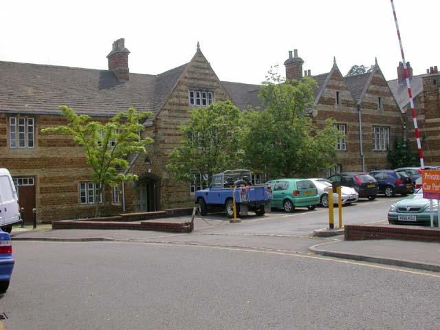 Croyland Abbey, Wellingborough
