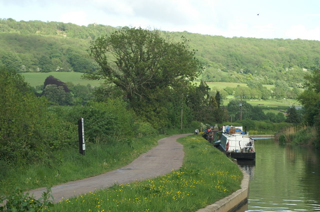 Kennet and Avon Canal above Bathampton