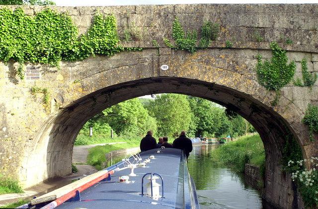Claverton Road Bridge, Kennet and Avon canal