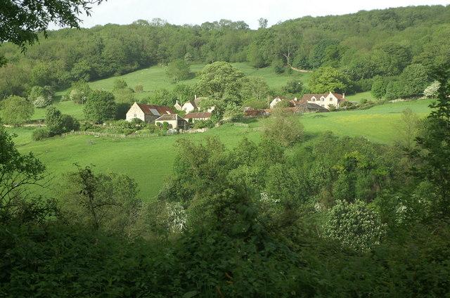 Sheephouse Farm, Warleigh