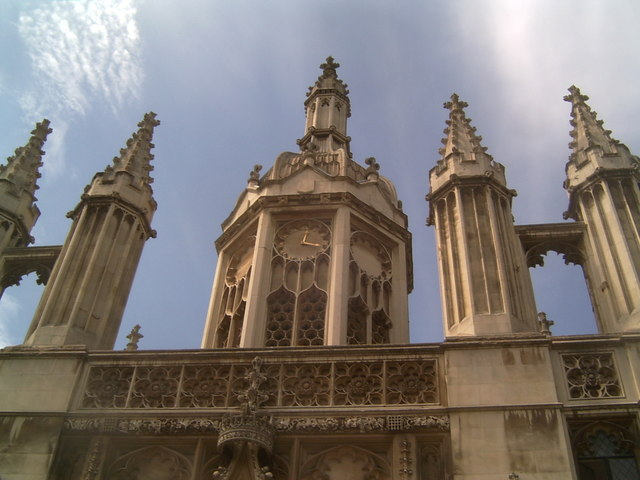 Entrance Gate, King's College