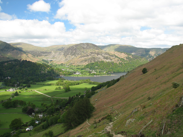 View to Patterdale.