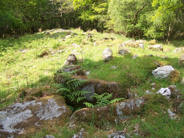 Bute,  Chambered Cairn