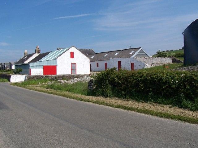 Bute,  Ballycaul Farm